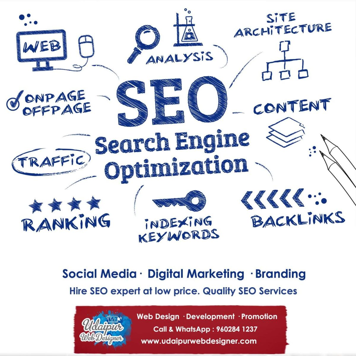 SEO Company in Udaipur