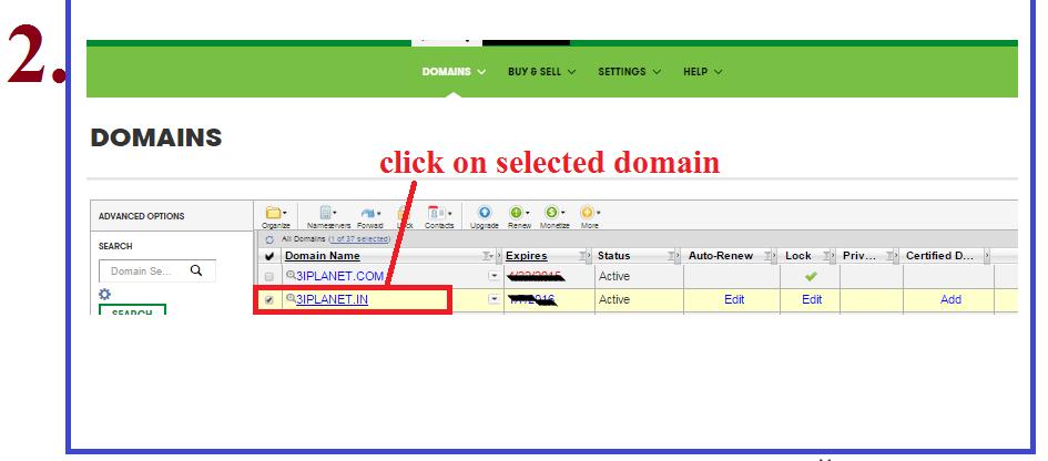 transfer domain from godaddy to godaddy account