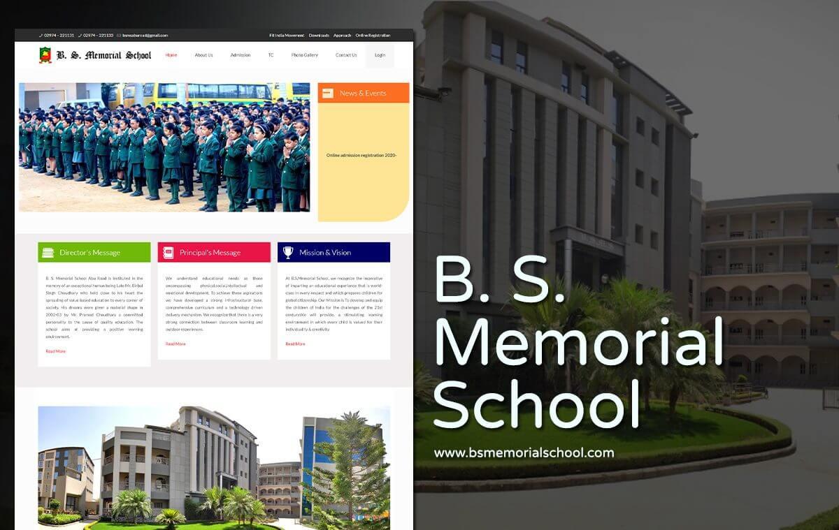 school web design company