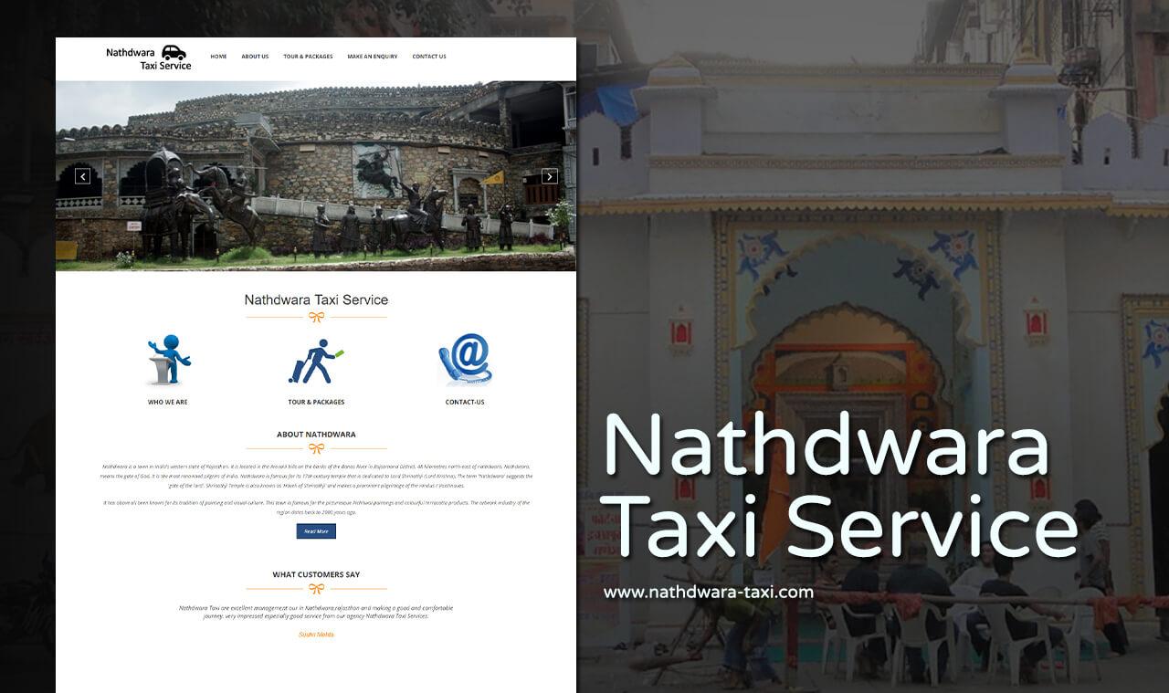 taxi booking web design company