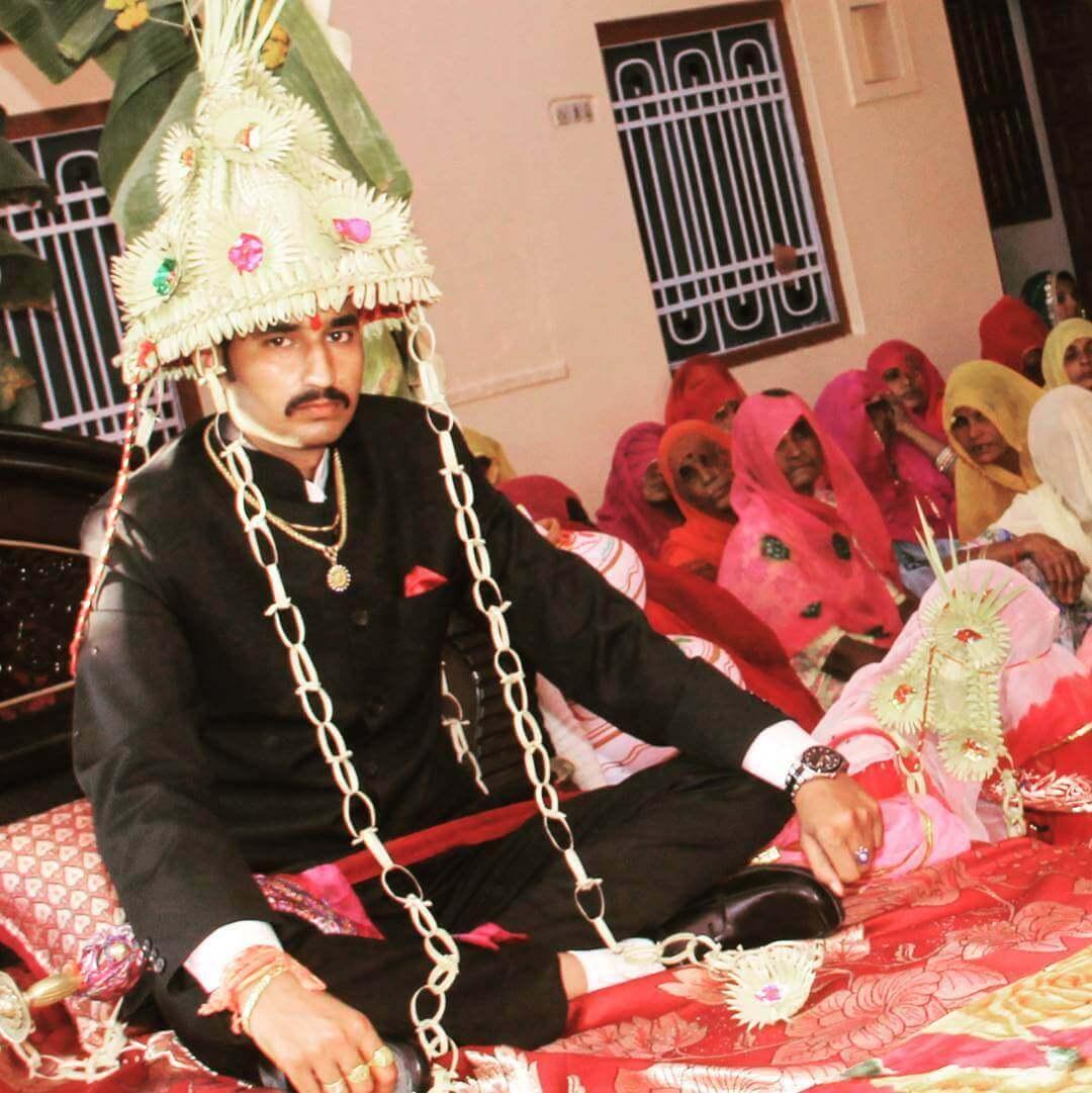 er vikram chouhan wedding moments