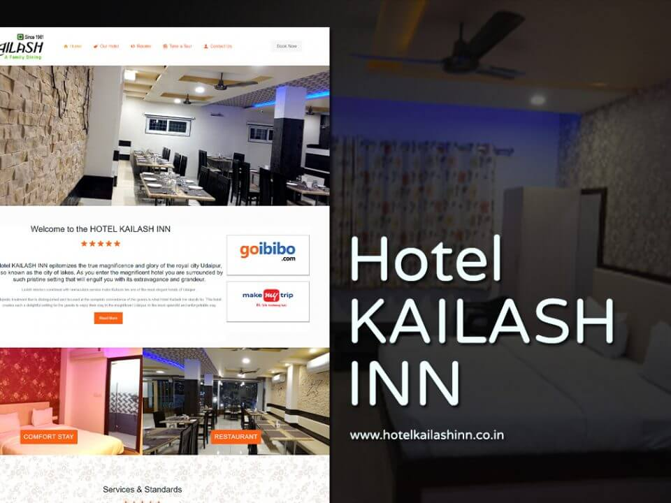 best hotel web design company