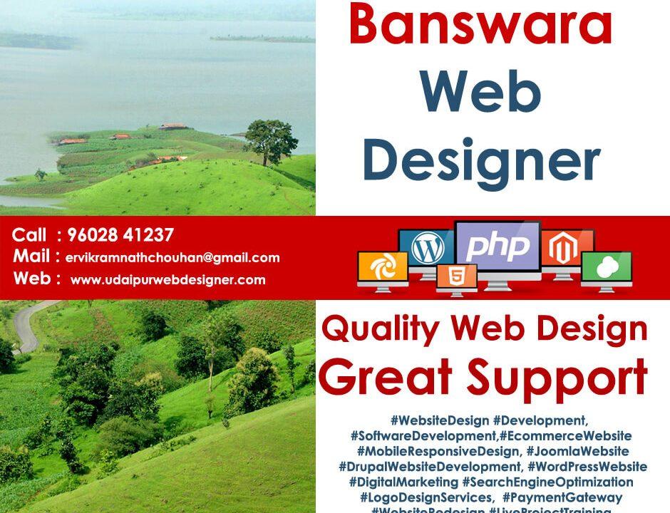 web design company Banswara