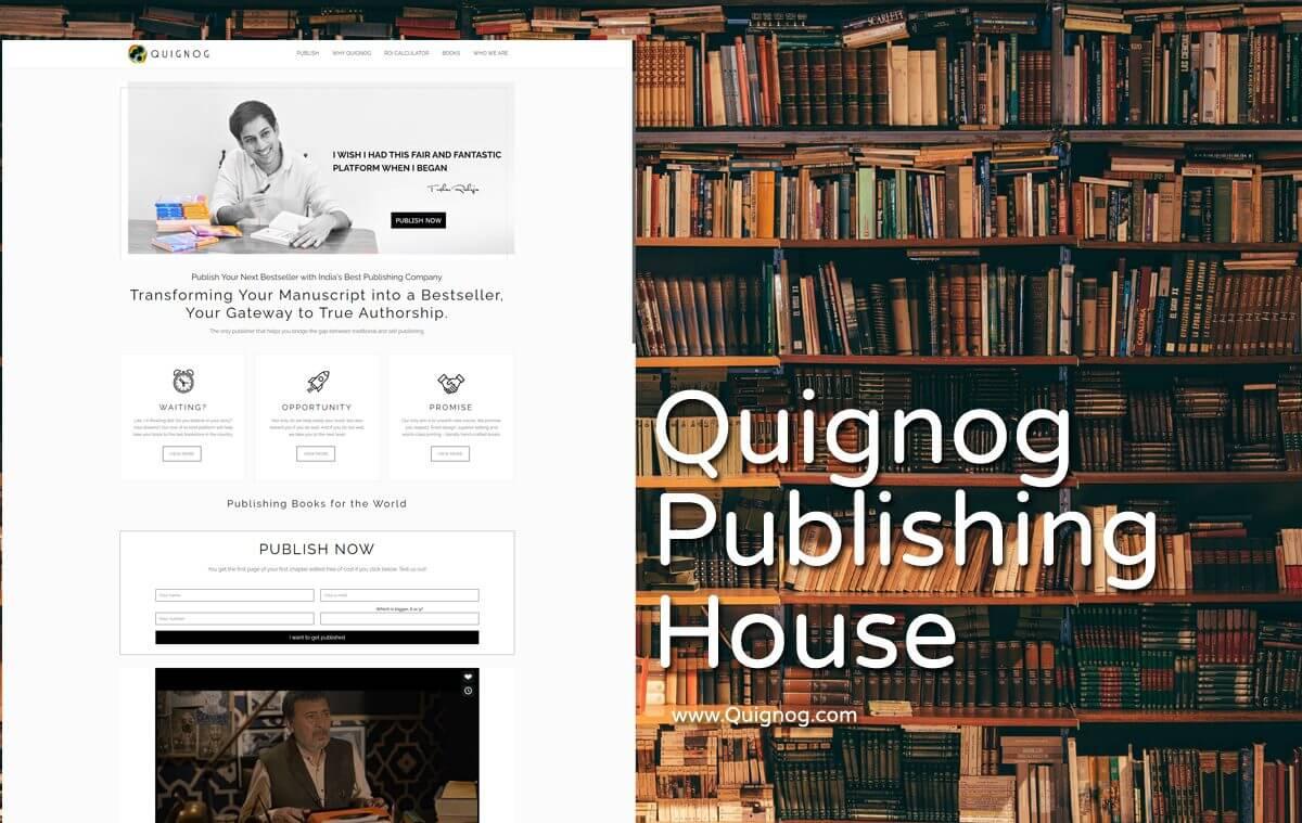 publishing-house-website-designer