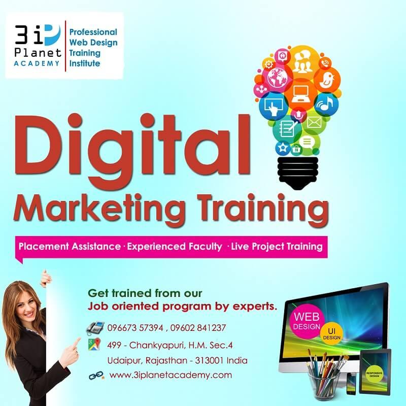 SEO, Digital Marketing Training in Udaipur