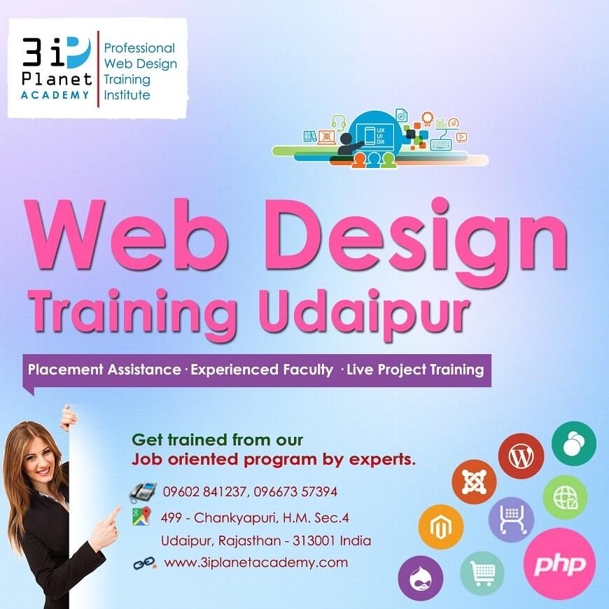 Web Designing Training in Udaipur
