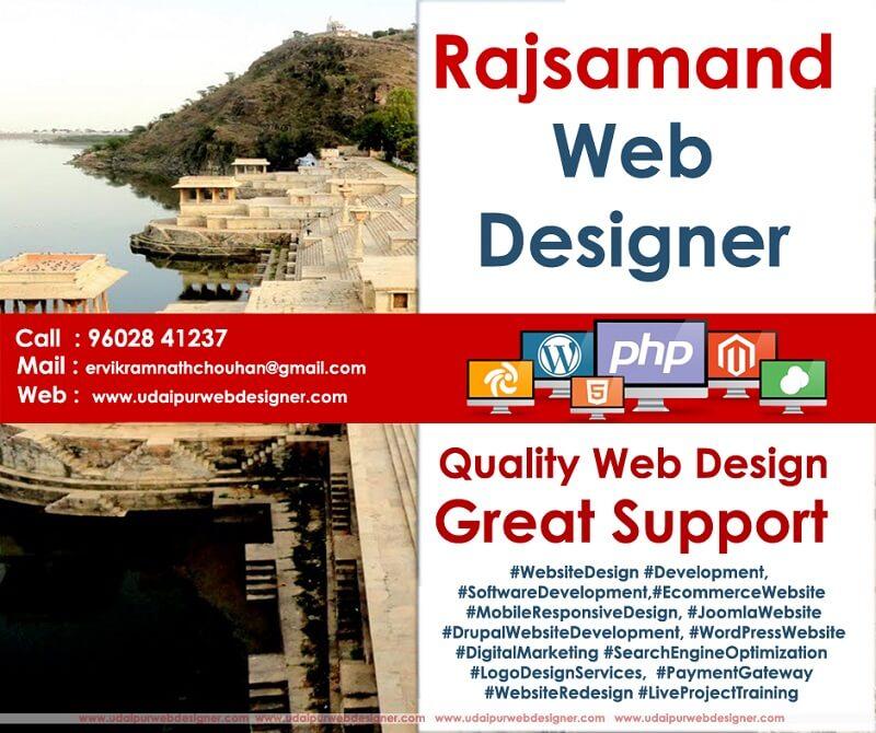Web Design Services in Rajsamand