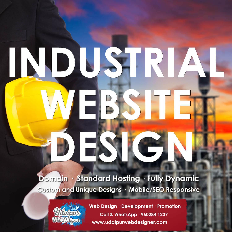 Industrial website design manufacturing company website for Industrial design sites