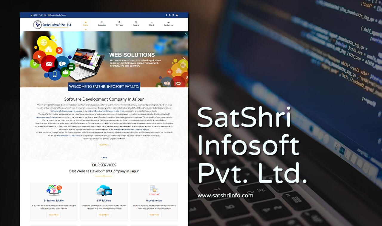it company website designer