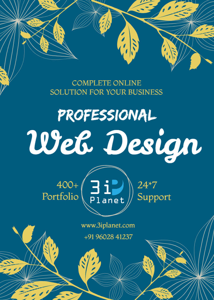 advertisement banner design