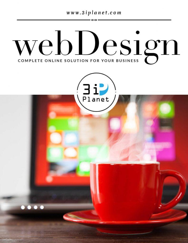 website development banner