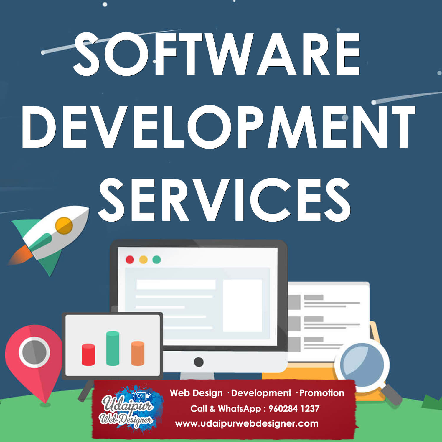 Software development in Udaipur