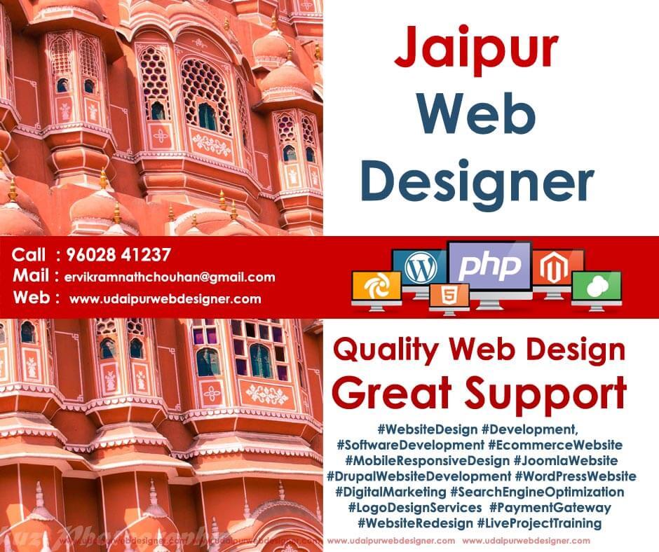 Web Designer Jaipur