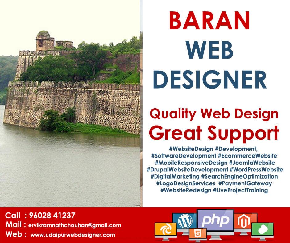 Web Designer in Baran