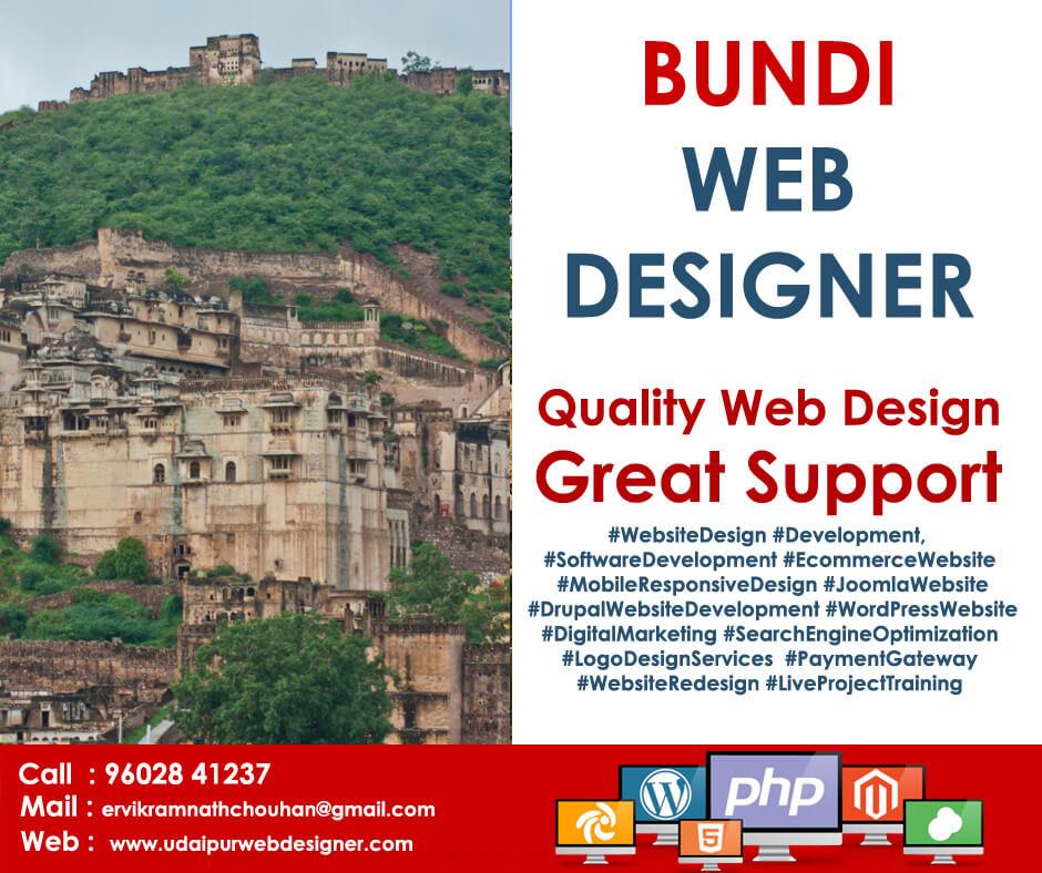 Web Designer Bundi - Rajasthan