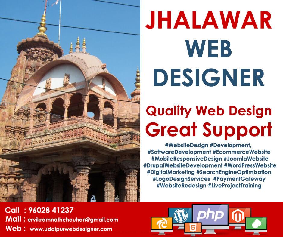Web Designer Jhalawar