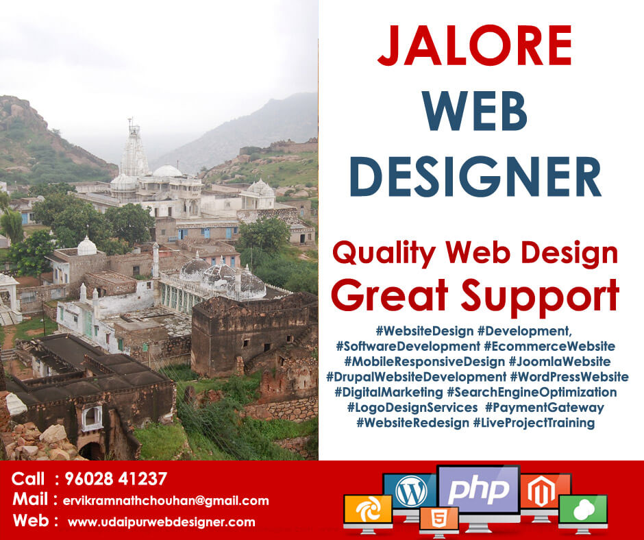 jalore website designer