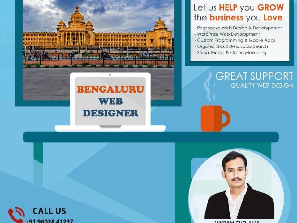 Best Web Designer in Bangalore