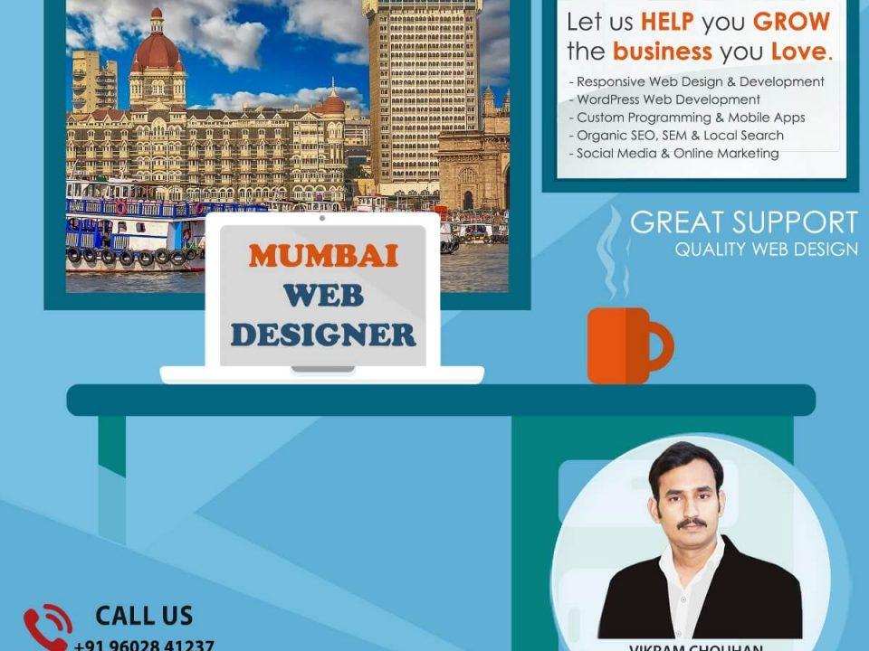 best web designer in mumbai