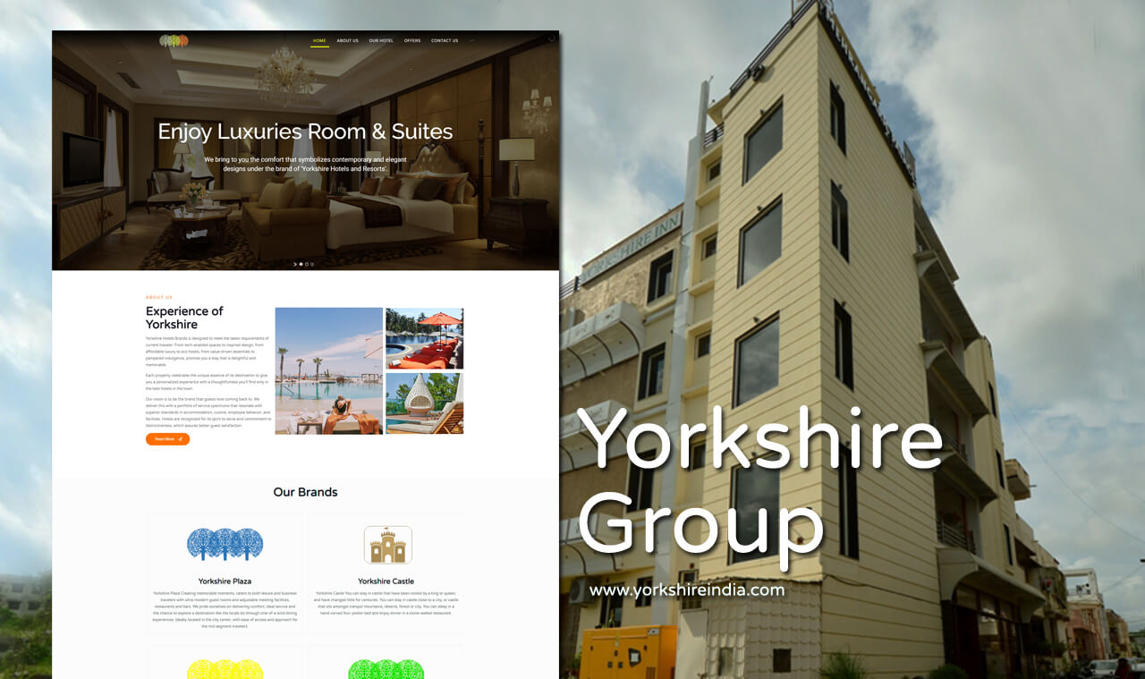 Hotel Website Designer