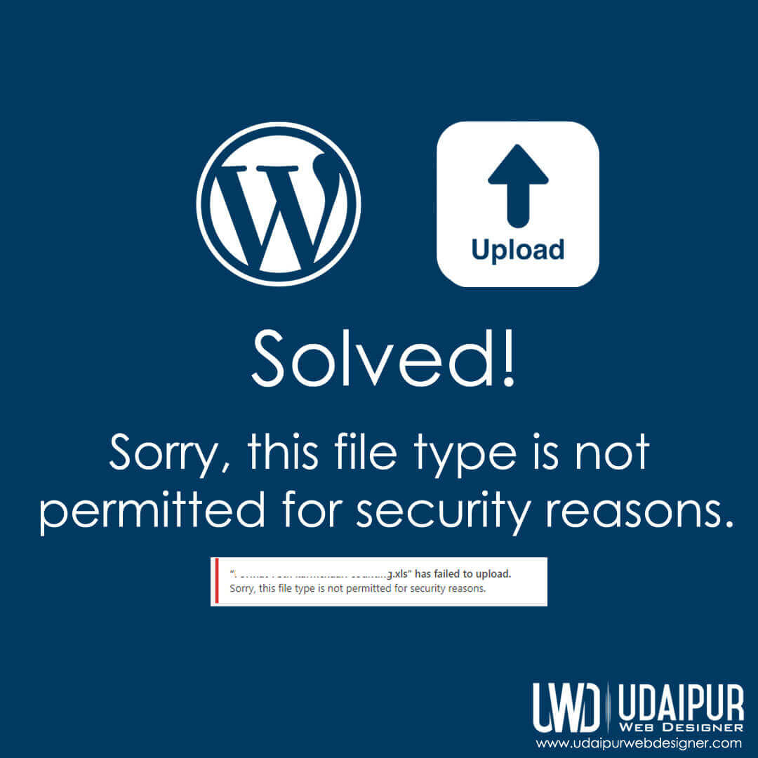 Solved-Sorry-this file type is not permitted for security reasons-wordpress-issue