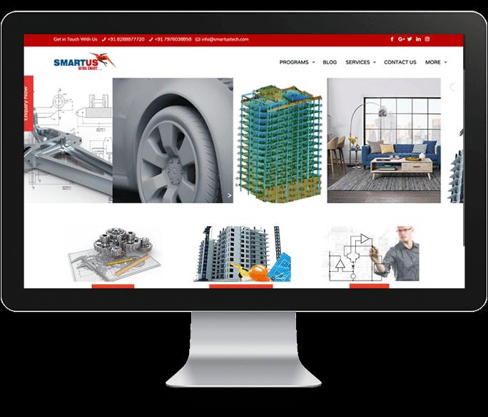 autocad institute website designer