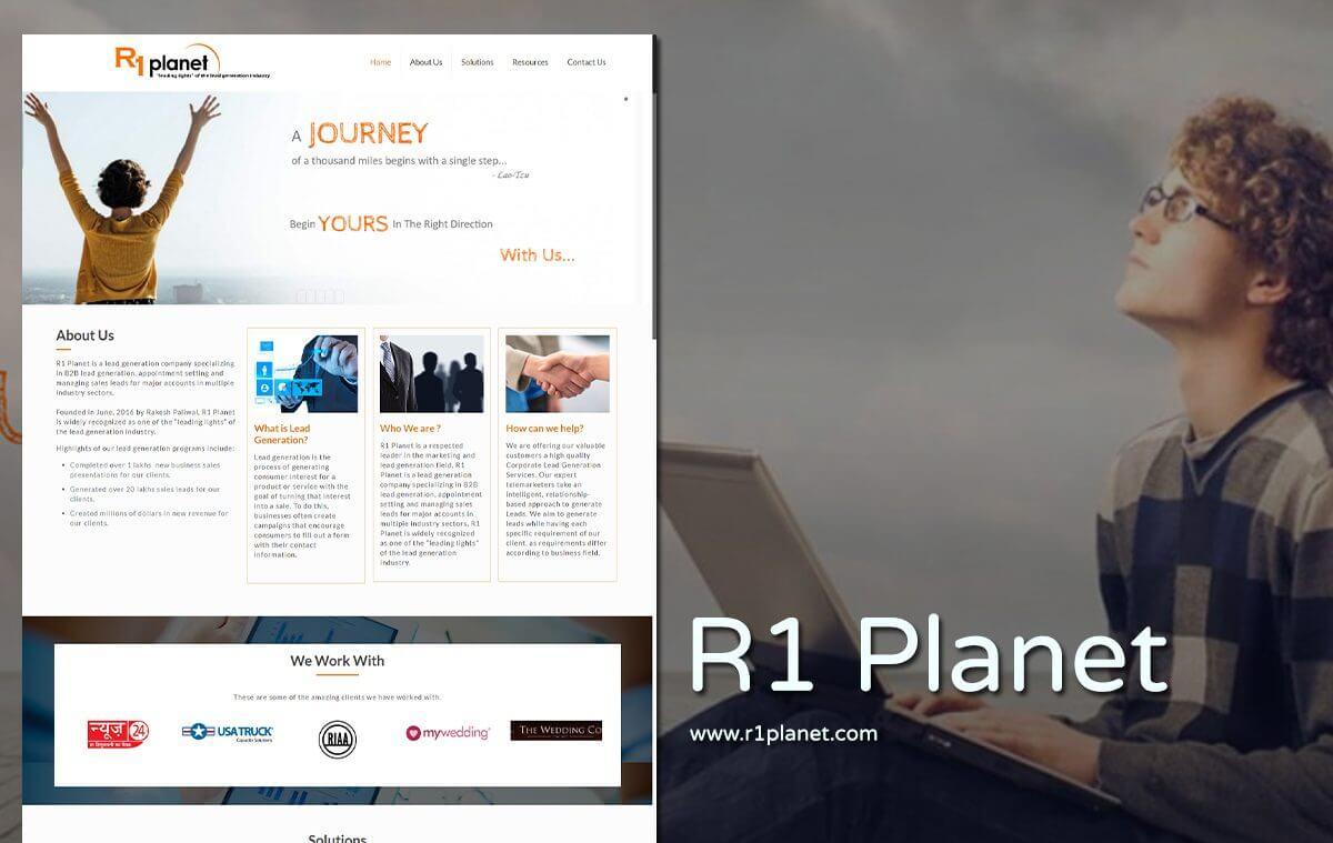 kpo bpo company website design