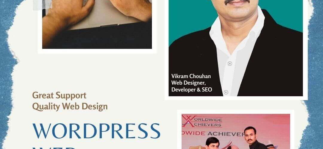 wordpress web developer in udaipur