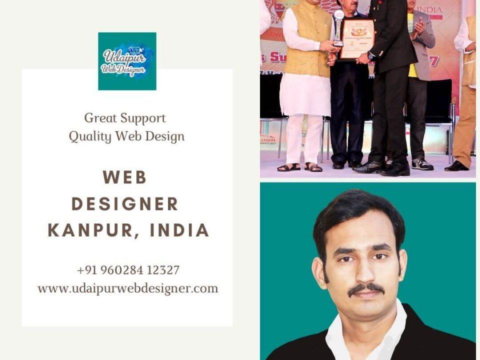 web designer in kanpur