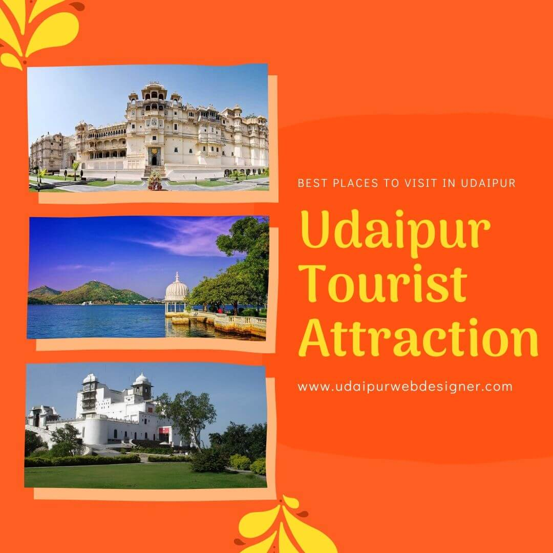 attractions in Udaipur