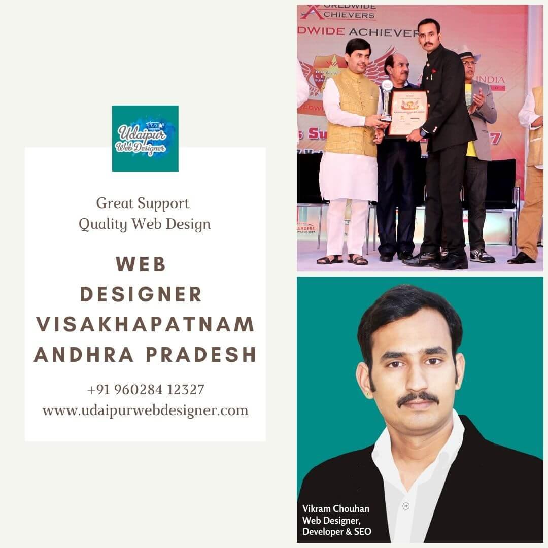 Visakhapatnam Web Designer