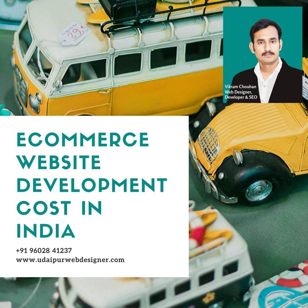 Ecommerce Website Development Cost In India E Commerce Website Developer India