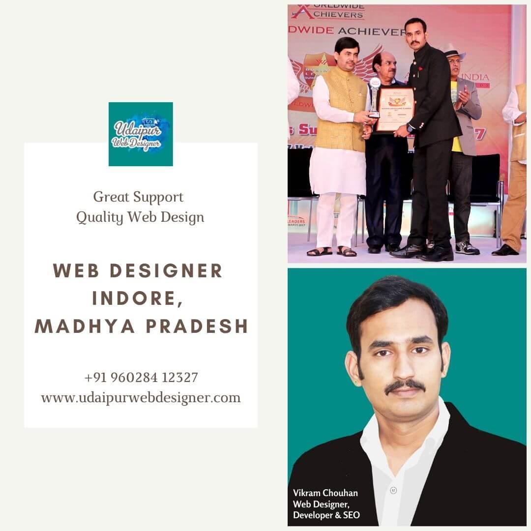 Web Designer in Indore