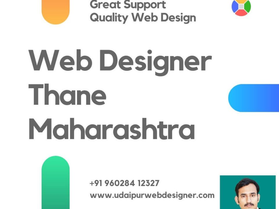 Web Designer in Thane