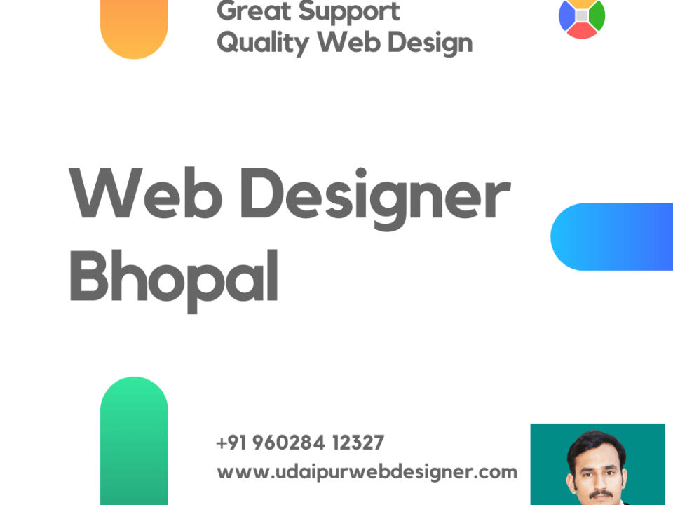 Web Designer in Bhopal