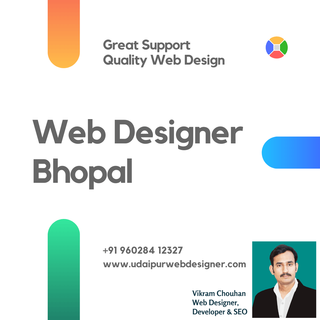 Web Designer in Bhopal