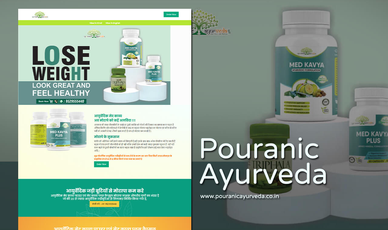 Ayurveda Website Designers