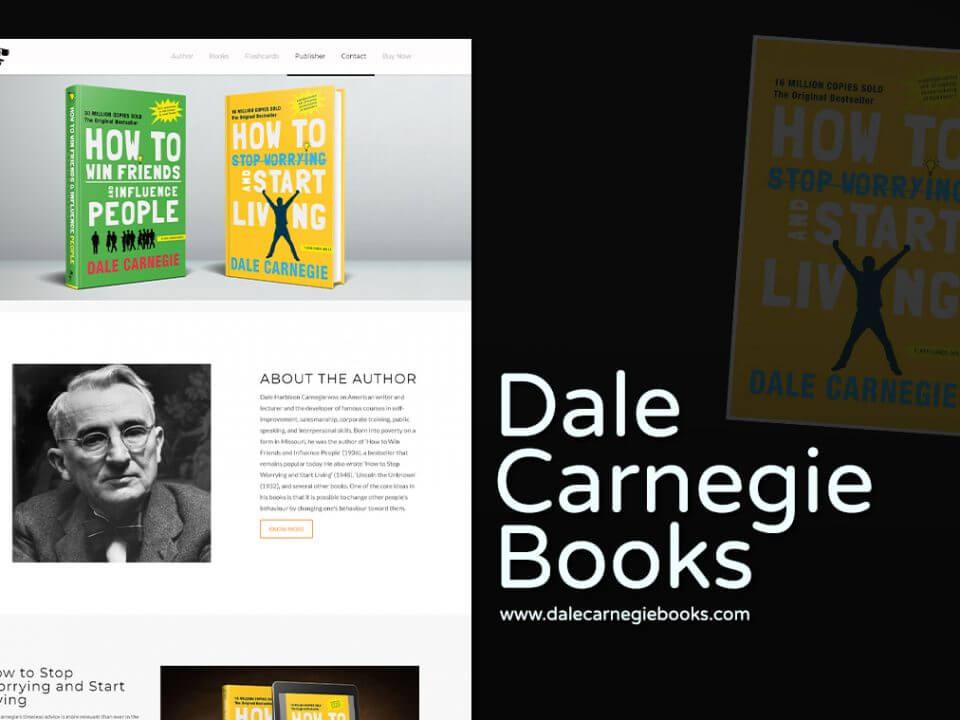 Book Publisher Website Designers
