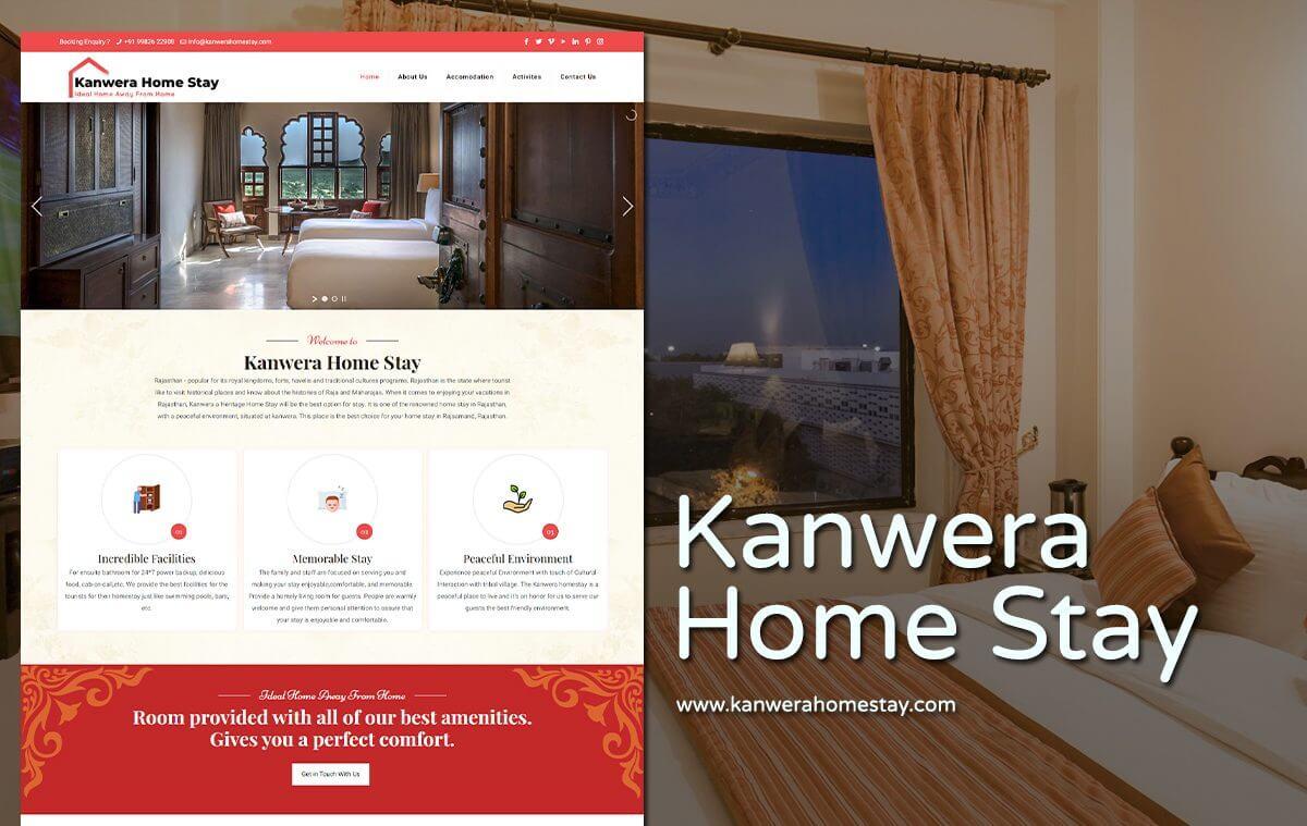 Heritage-Home-Stay-Website-Designer