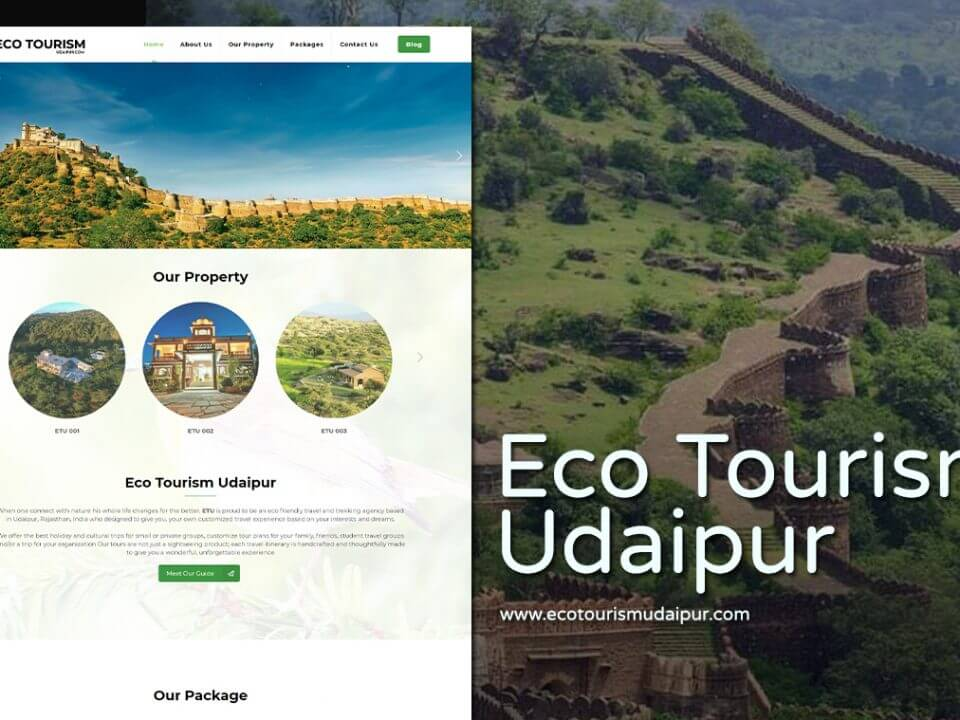 Natural and Wild Side Tourism Website Designers