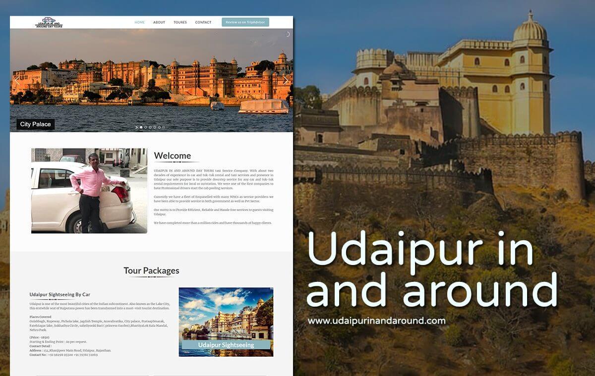 Tours Planner Website Designers