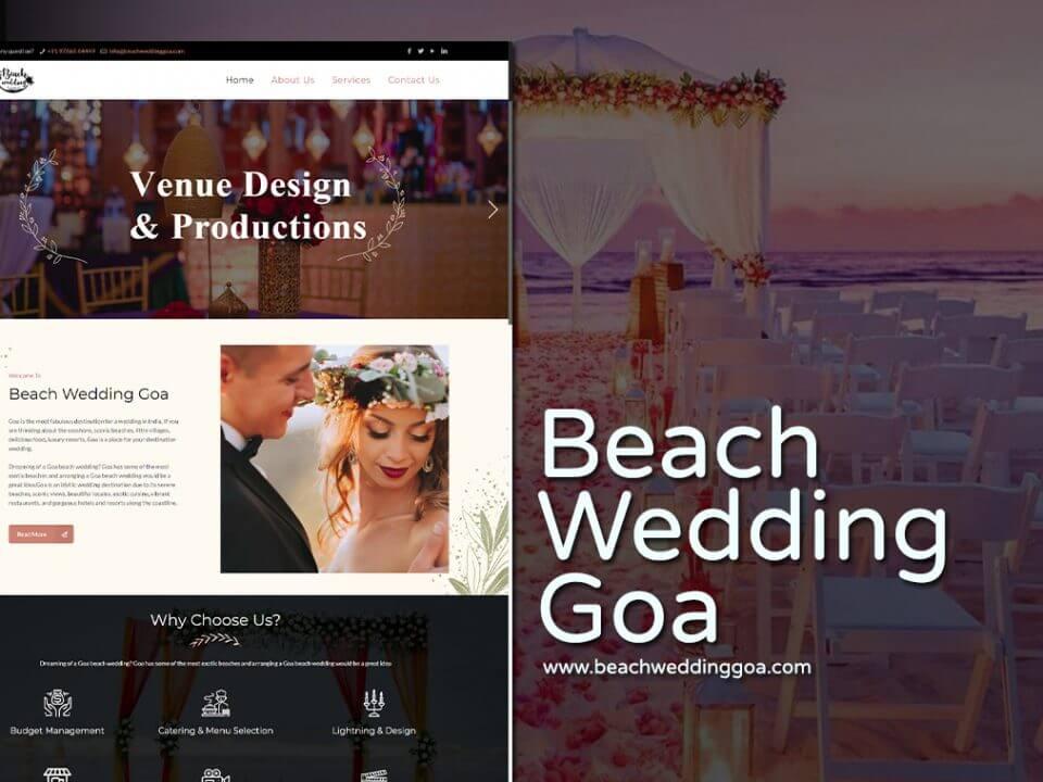 Wedding Planner Website Designers