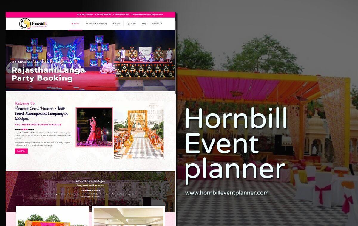 event planner website designer-1