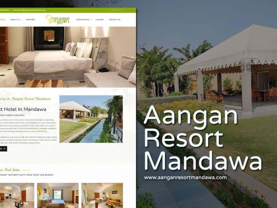 resort-website-Designer