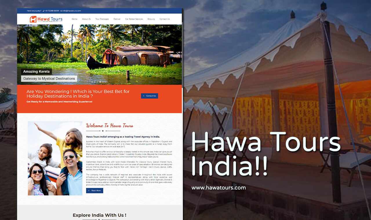 tourism-website-designer