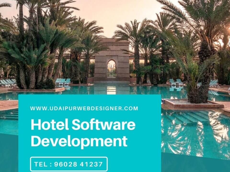 Hotel Software Development Udaipur