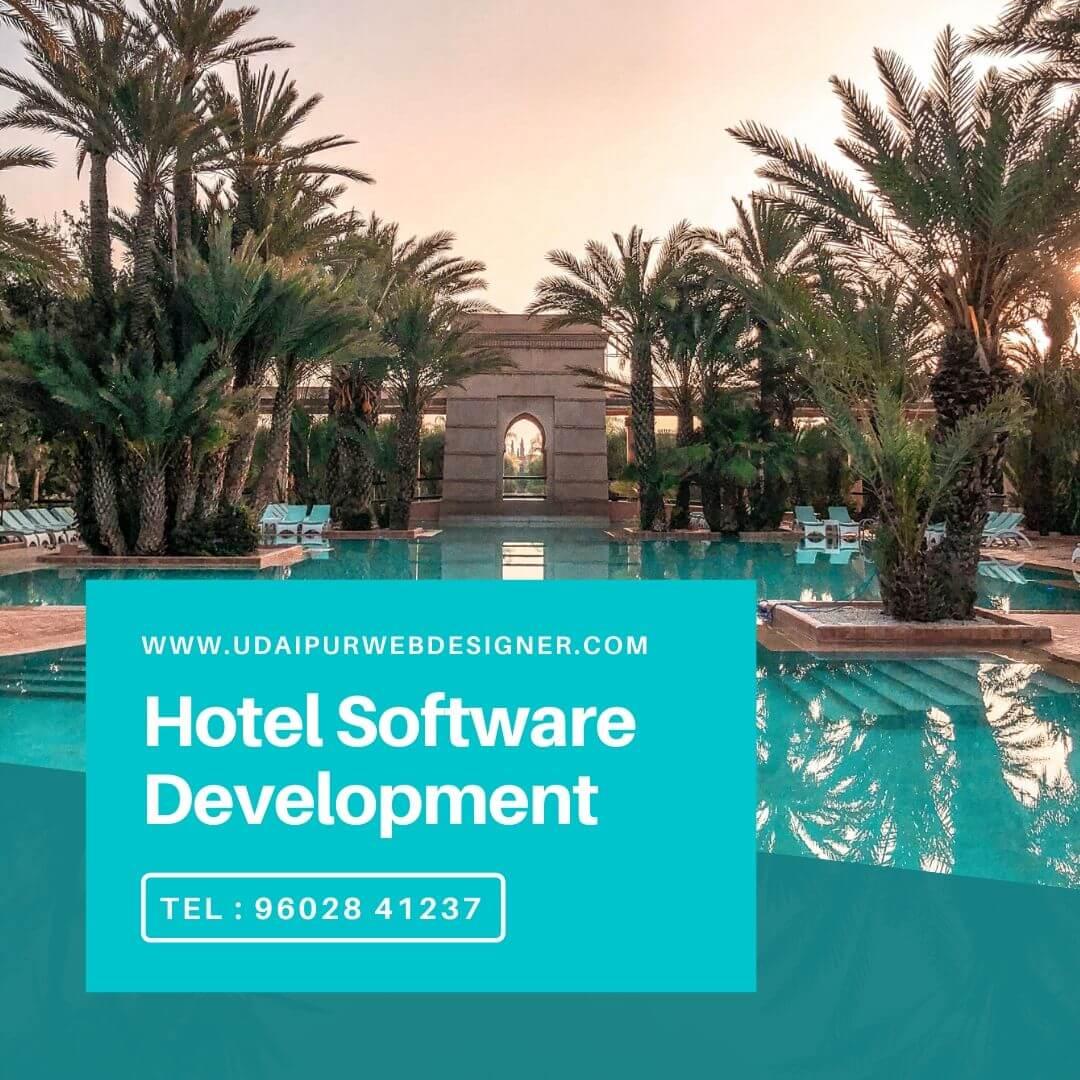 Hotel Software Development Udaipur