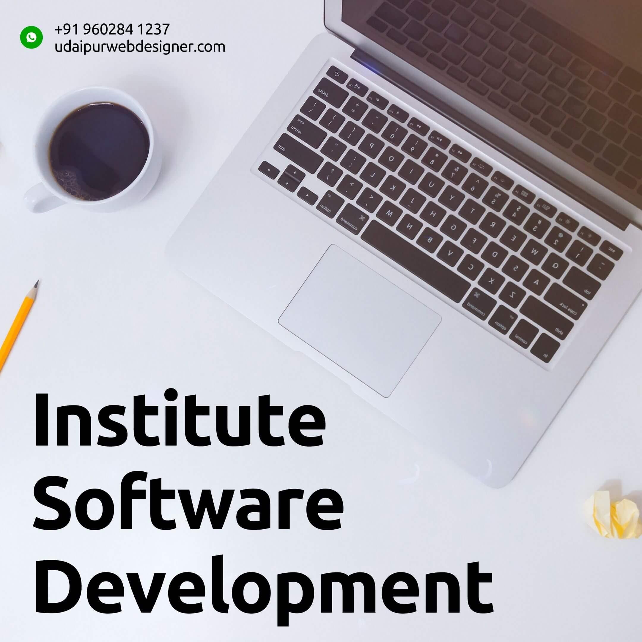 Institute Management System Software Development