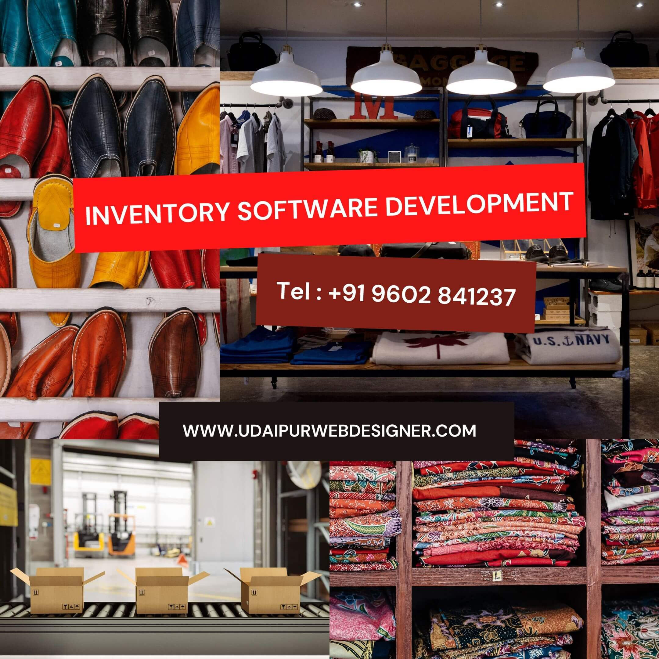 Inventory Software Development