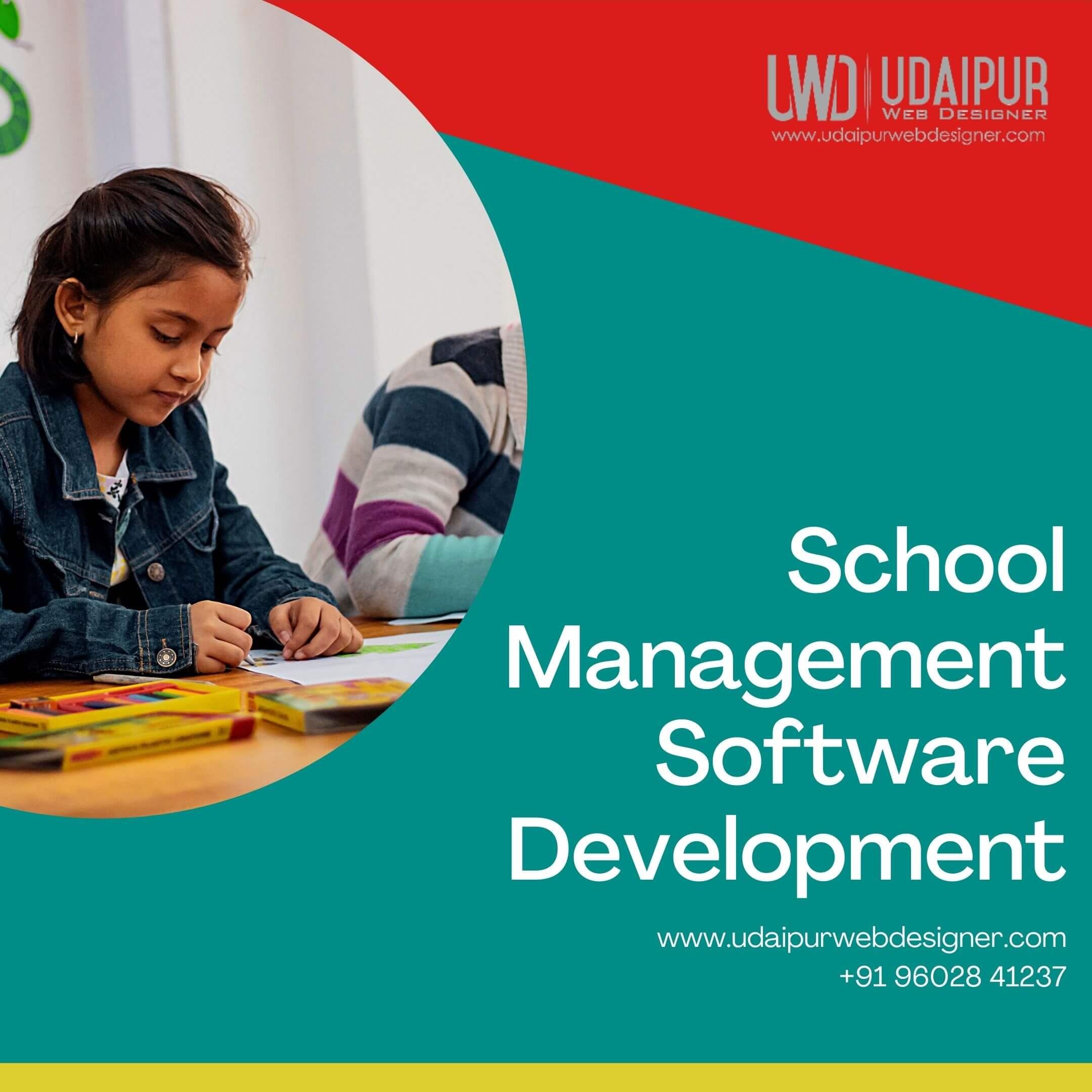 School Management Software in Udaipur